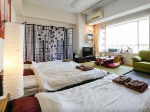 HP日式套间房-近新宿站1073 (HP Japanese Style Studio Room near Shinjuku Station 1073)