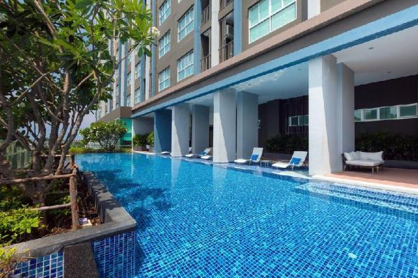 Ban Kieng Fah Goldent Plam  Studio type 14 floor Hua Hin