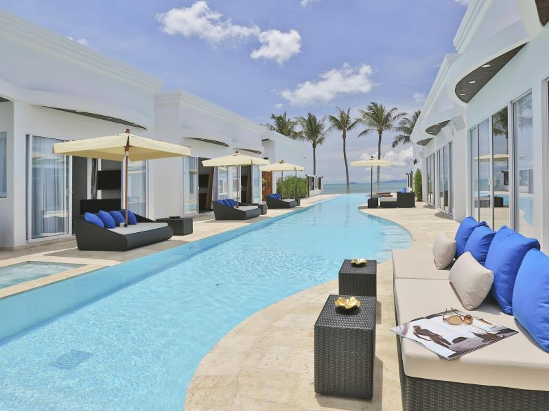 The Privilege Hotel Ezra Beach Club โรงแรมเดอะ พริวิเลจ เอซรา บีช คลับ