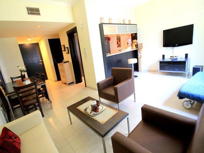 Dubai Apartments   Beautiful One Bedroom Apartment