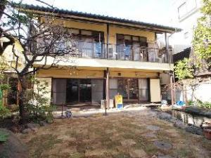 Japanese Style Share House At Hatsudai