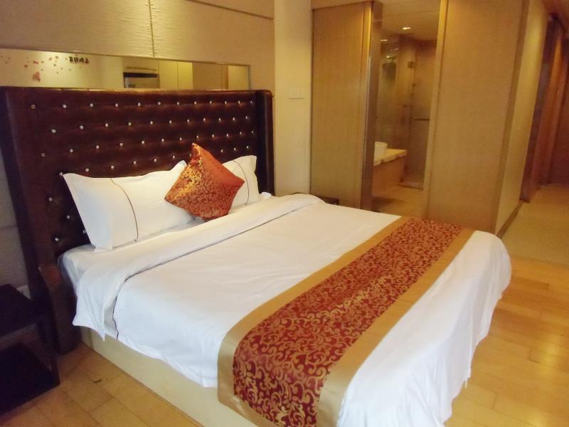 Jinxin House Hotel Apartment Guangzhou