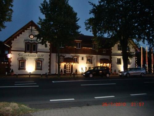 Hotel Und Gastehaus Will