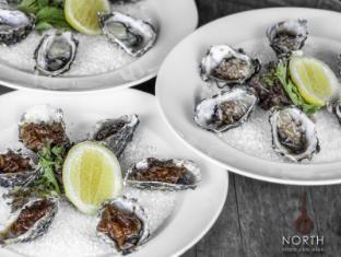 Shangri-la Hotel, The Marina Cairns Cairns - Food at North Food & Wine