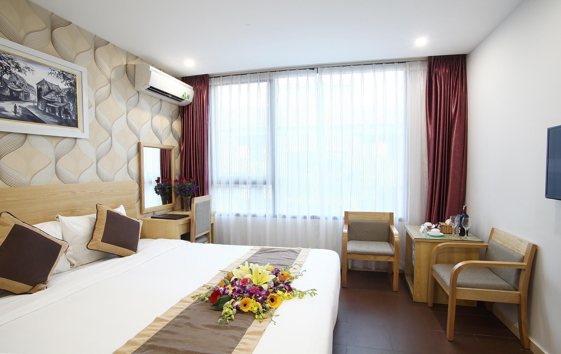Blue Pearl Hotel Hanoi
