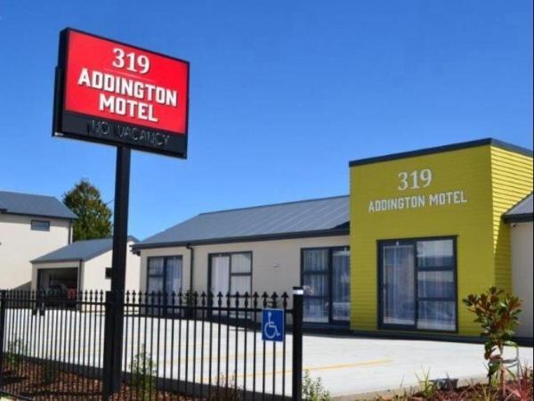 319 Addington Motel Christchurch