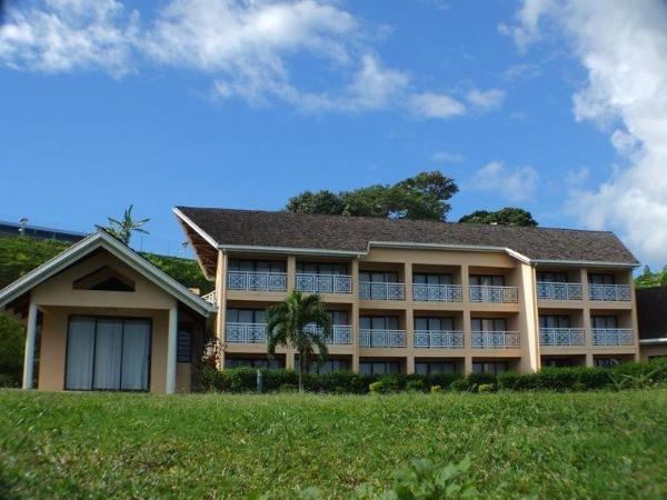 Tiki Hotel - Hospitality School of Tahiti Tahiti
