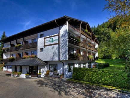 Kur  Und Ferienhotel Alpenhof