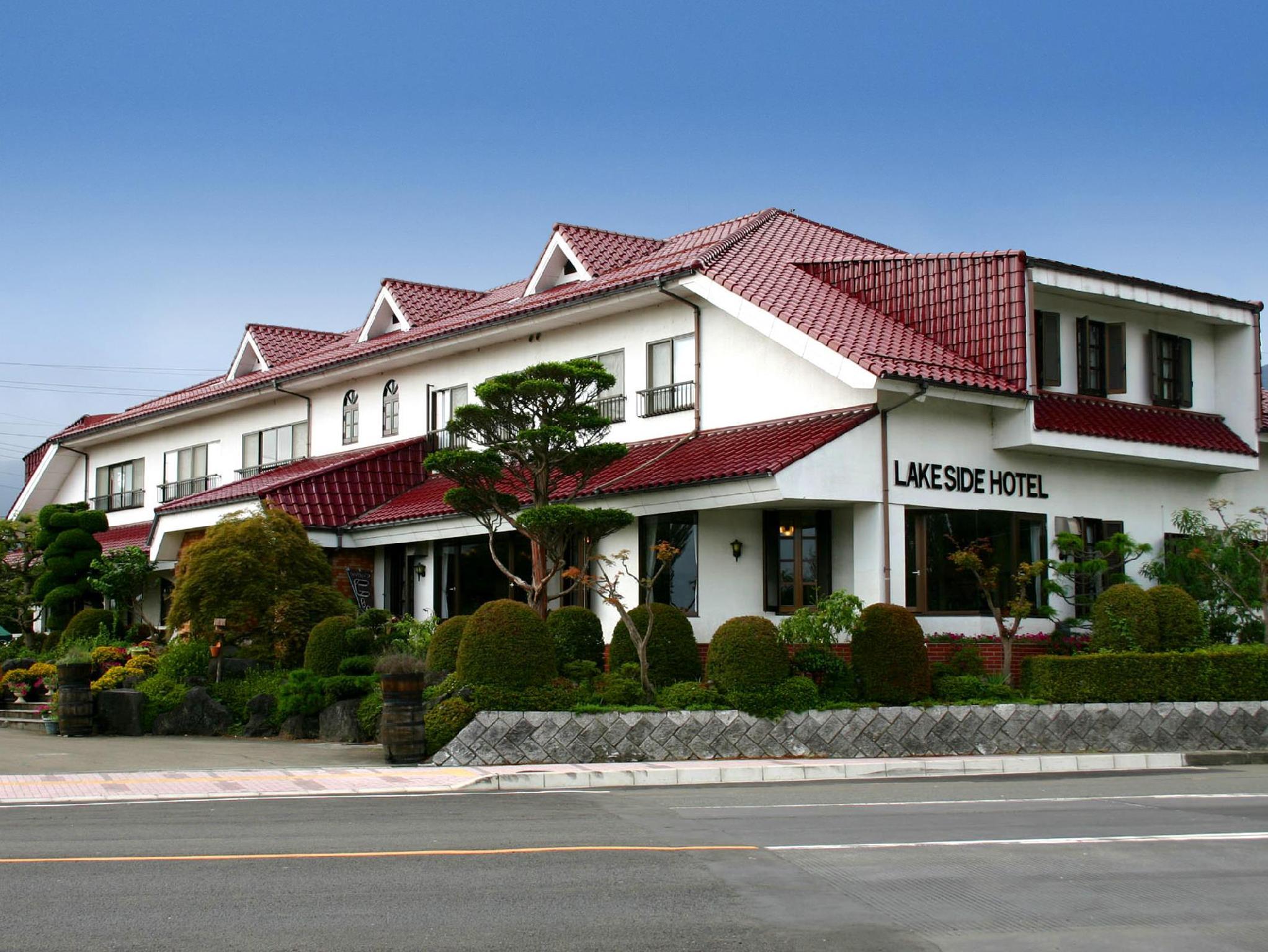 โรงแรมคะวะงุชิโกะ เลคไซด์