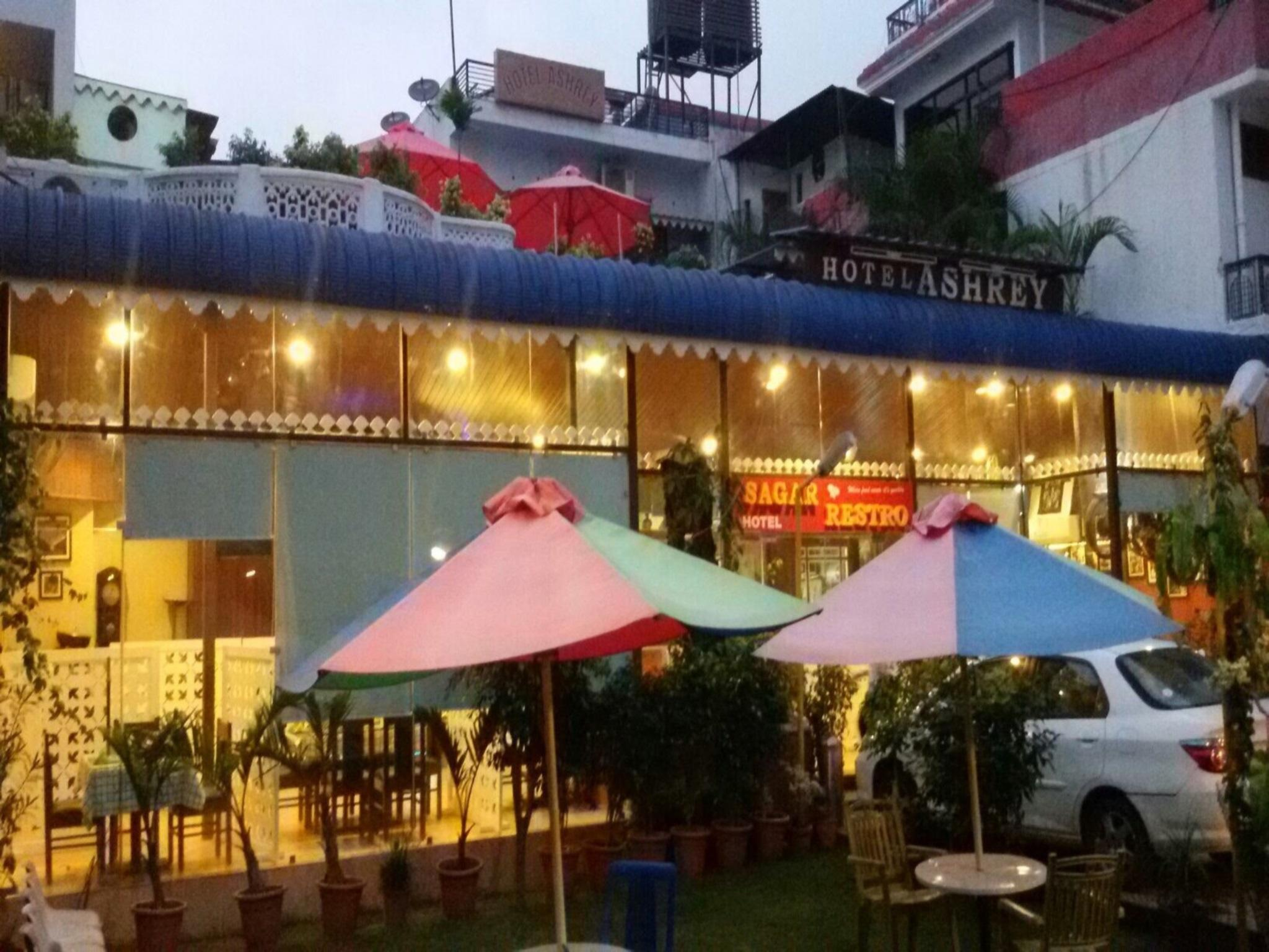 Hotel Ashrey