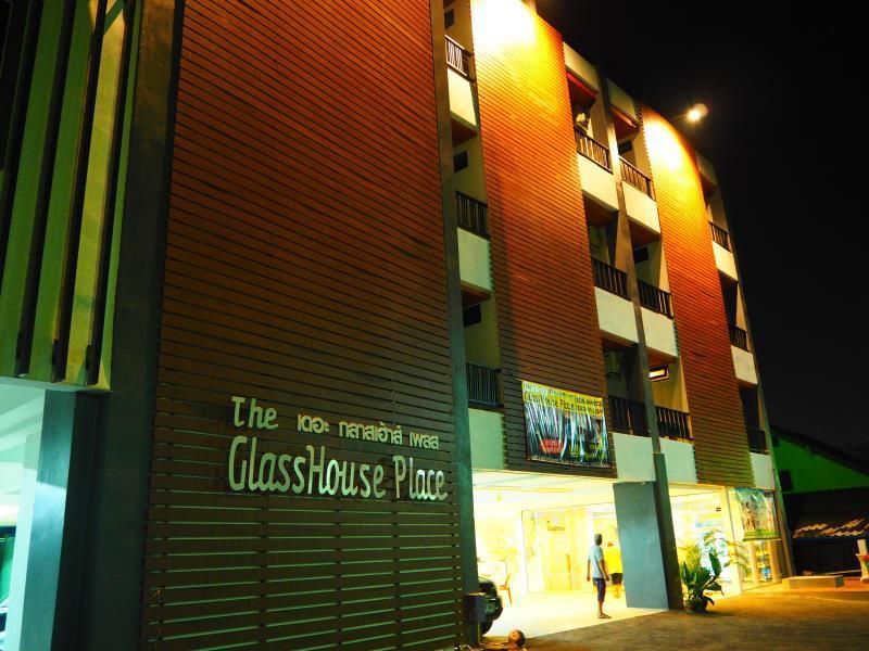 The Glasshouse Place เดอะ กลาสเฮาส์ เพลซ