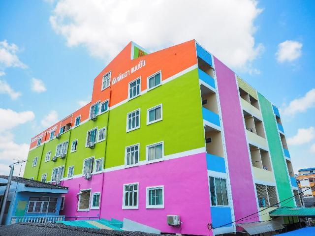 พิมพ์ณดา แมนชั่น – Pimnada mansion