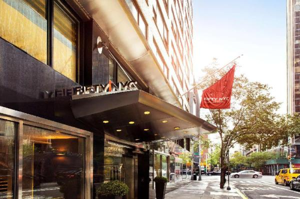 Fifty NYC-an Affinia Hotel New York