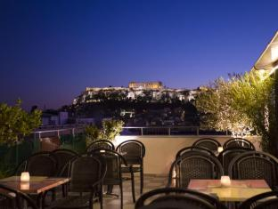 Attalos Hotel Athens - Rooftop Bar