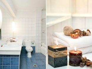 Galaxy Hotel Athens - Bathroom