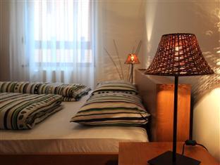 Aboriginal Budapest Apartments Budapest - Bedroom