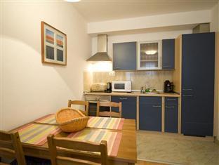 Aboriginal Budapest Apartments Budapest - Kitchen