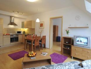 Aboriginal Budapest Apartments Budapest - Two Bedroom Apartment