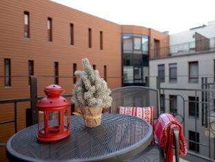 Aboriginal Budapest Apartments Budapest - Balcony/Terrace