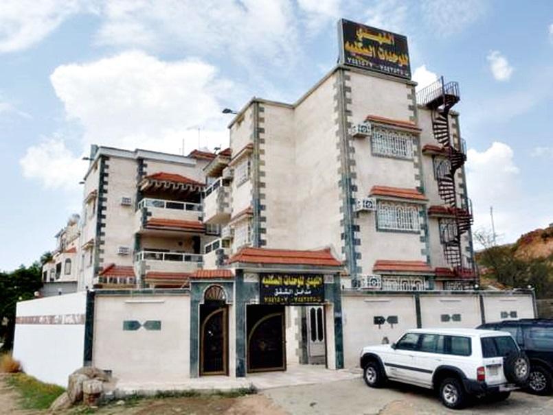 Al Nahdi Furnished Apartments   Al Hada