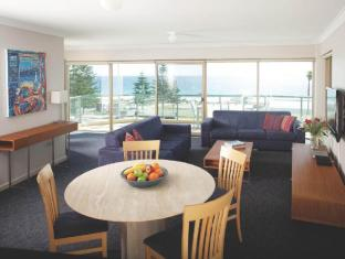 Seashells Scarborough Perth - Sandcastles Apartment Living Area