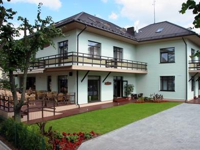 Hotel Vila Diemedis