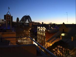 Rendezvous Hotel Sydney The Rocks Sydney - View