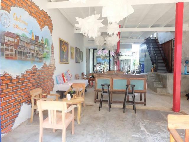 แอท ริมน้ำ จันท์ โฮสเทล – At Rimnam Chan Hostel