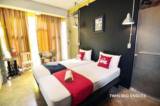 เซน โฮสเทล สีลม 14 – ZEN Hostel Silom 14