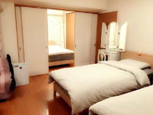 ASD 2 Bedroom Apartment near Osaka Castle E02
