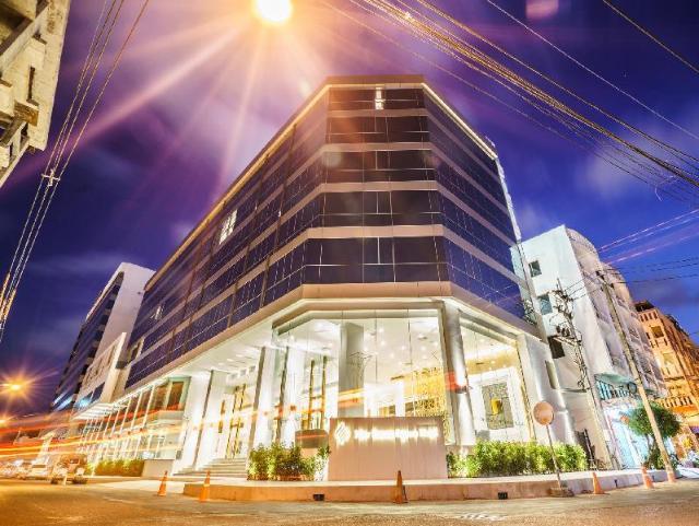 โรงแรมนิว ซีซั่น สแควร์ – New Season Square Hotel