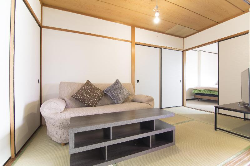 Private House With Kitchen Near Tennoji