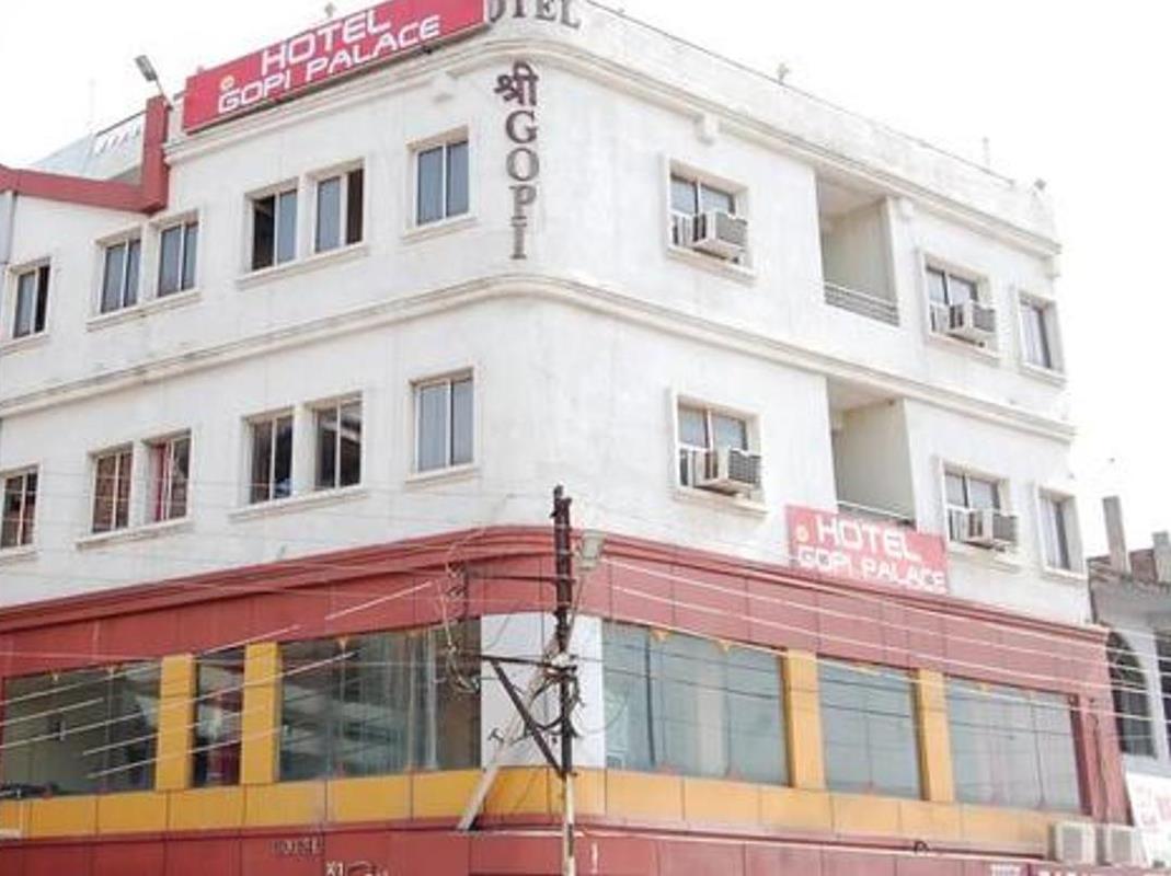 Hotel Shri Gopi Palce