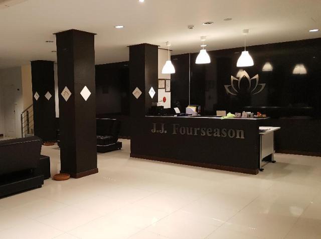 เจเจ โฟร์ซีซั่น เรสซิเดนซ์ สุวรรณภูมิ – JJ Fourseason Residence Suvarnabhumi