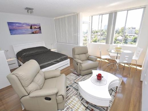 Neutral Bay Furnished Apartments 603 Wyagdon Street