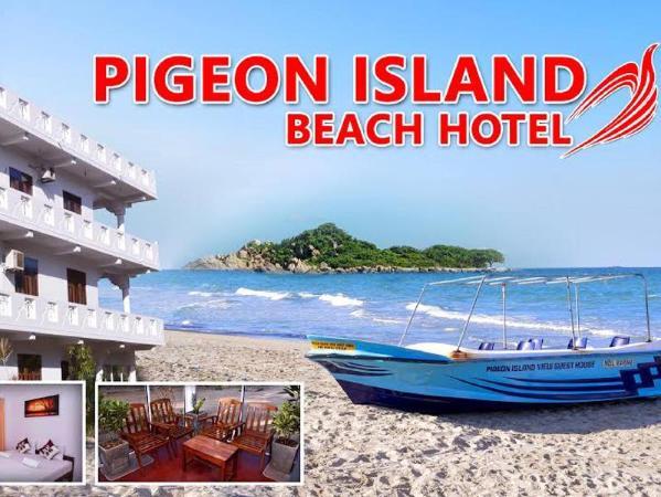 Pigeon Island Beach Resort  Sri Lanka