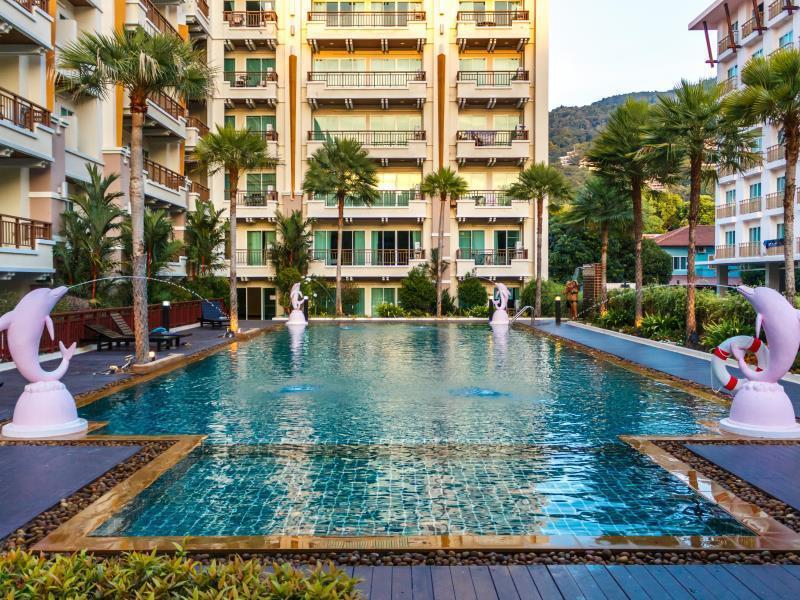 Phuket Villa Condominium ภูเก็ตวิลลา คอนโดมีเนียม
