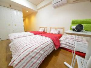 SG 1 Bedroom Apartment in Shinsaibashi Asahi 807