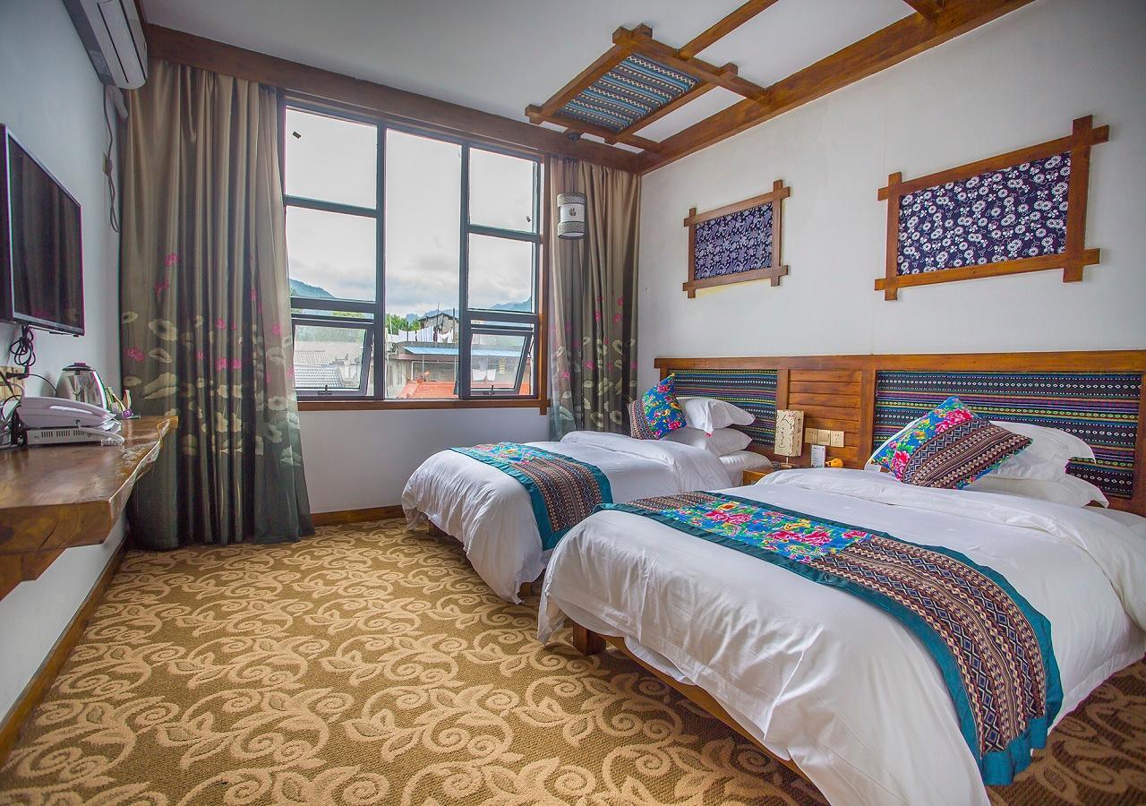 Zhangjiajieyueranju Hotel