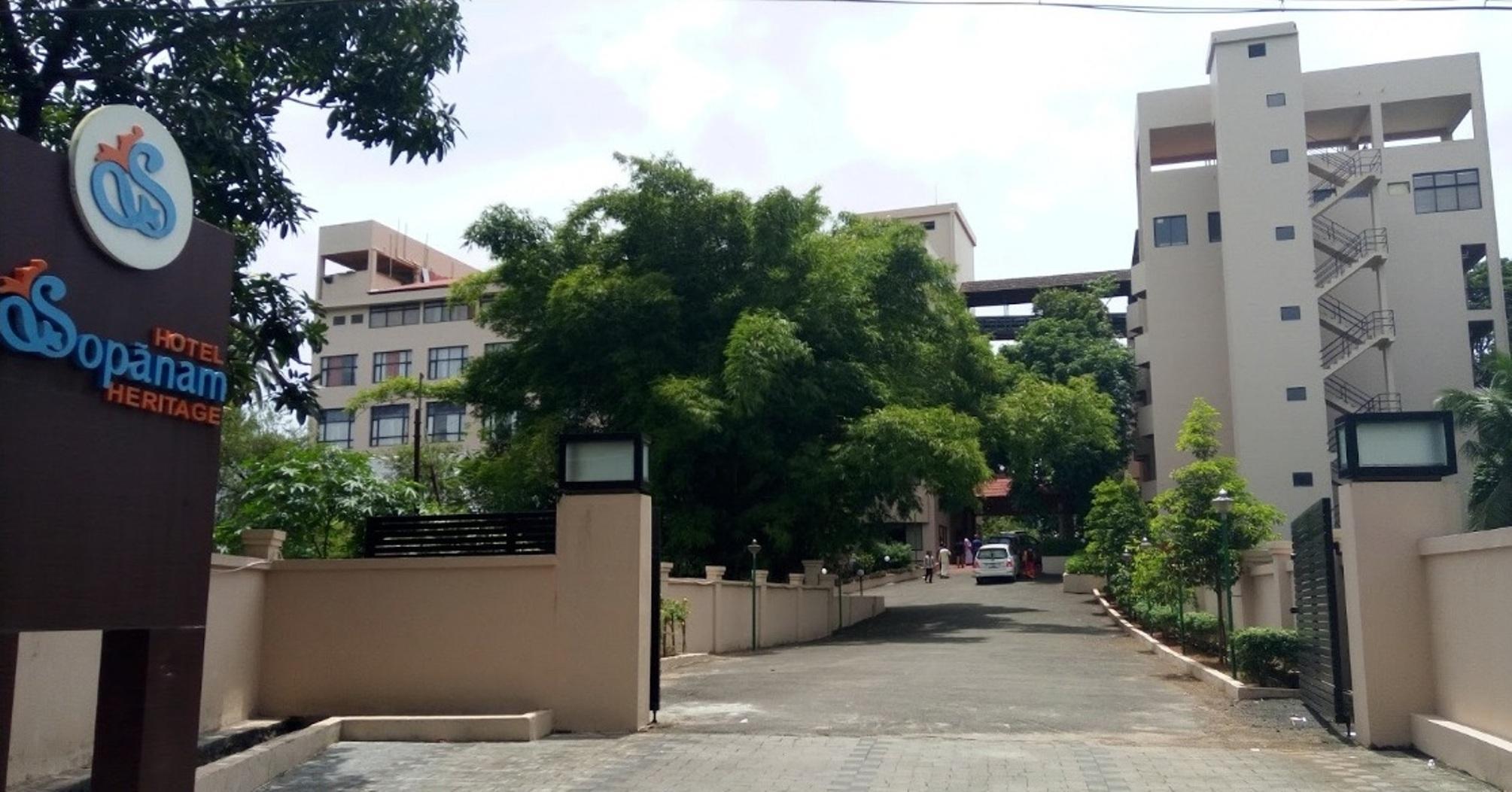 Hotel Sopanam Heritage
