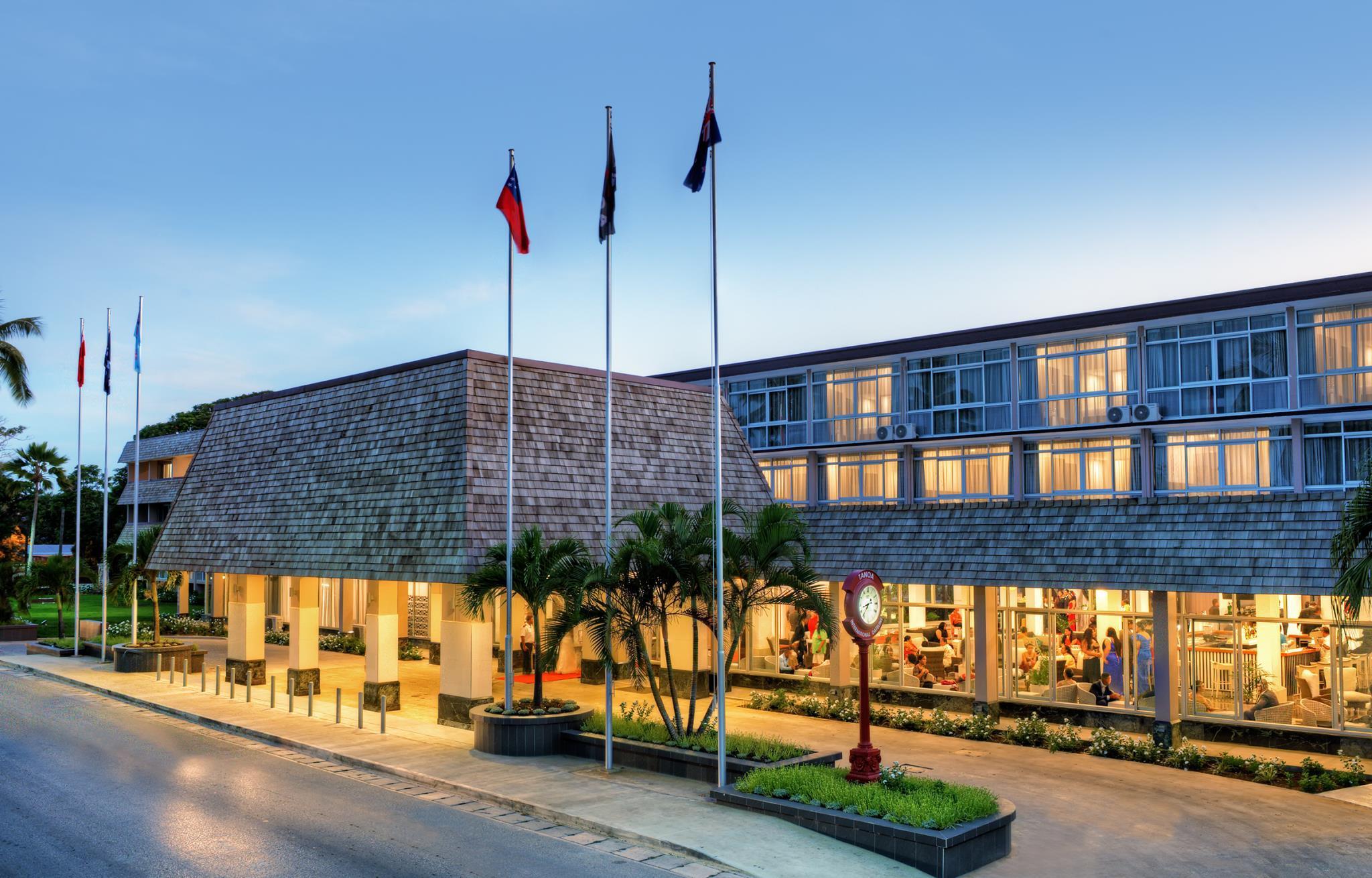 Tanoa International Dateline Hotel Nuku'alofa