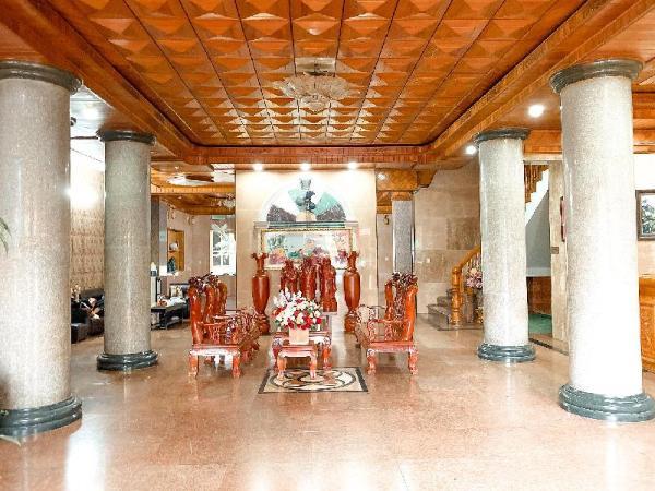 Nhu Y Hotel Lao Cai City