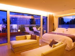 ABAC Restaurant Hotel Barcelona - Habitació
