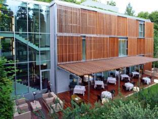 ABAC Restaurant Hotel Barcelona - Jardí