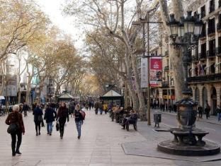 Hotel Royal Ramblas Barcelona - Surroundings
