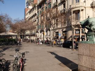 Onix Rambla Hotel Barcelona - View