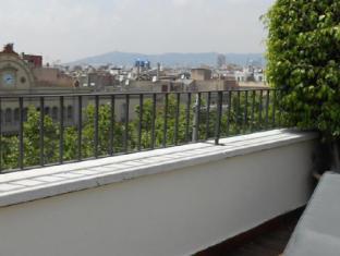 Flor Parks Hotel Barcelona - Balcony/Terrace