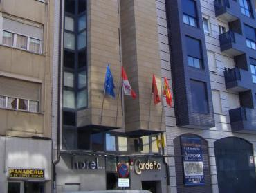 Hotel Alda Cardena