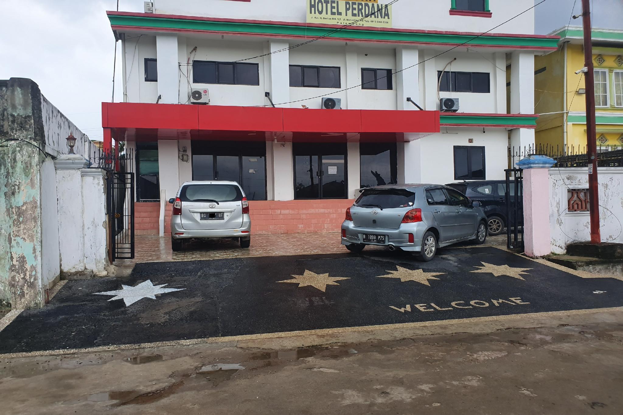 SPOT ON 2820 Hotel Perdana