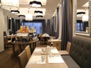 Excelsior Hotel Geneva - Breakfast Room